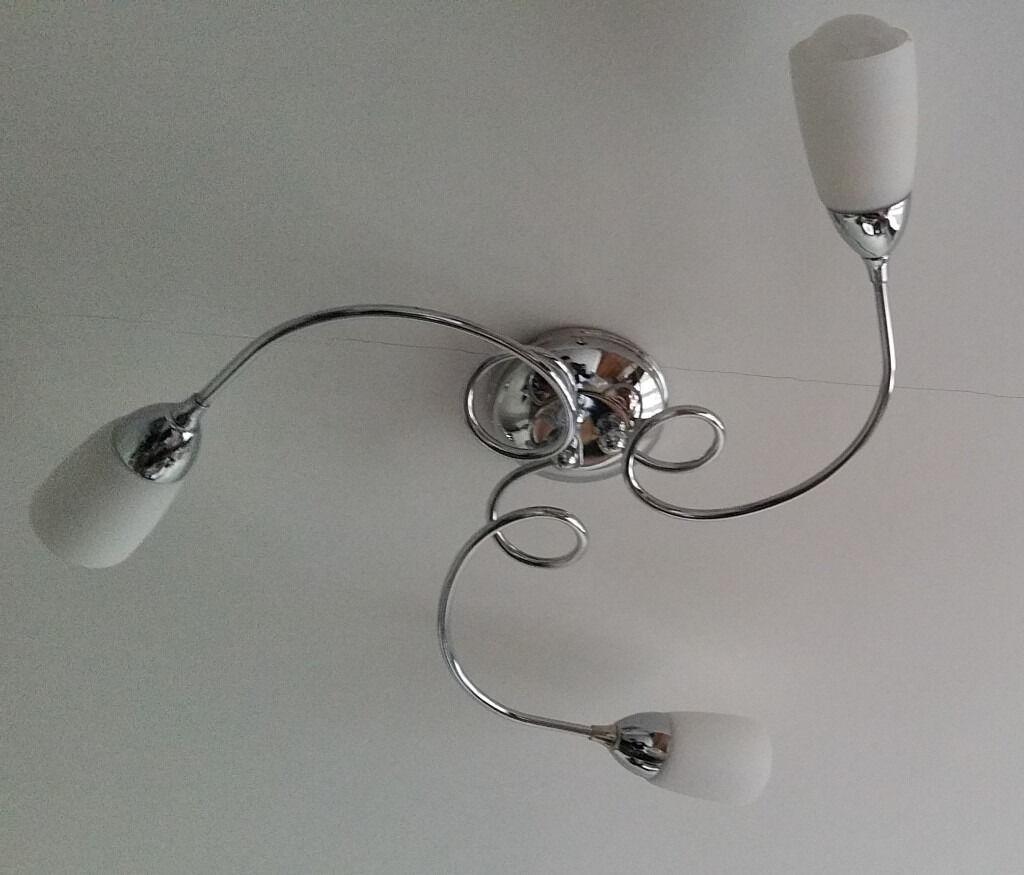 Vortex silver chrome effect 3 lamp ceiling light originally from vortex silver chrome effect 3 lamp ceiling light originally from bq mozeypictures Images