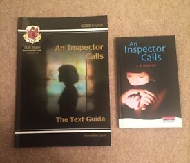 An Inspector Calls Revision Guide and Story Book ISBN: 9781847629036
