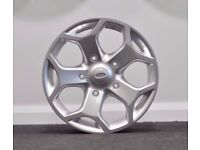 "(NEW) 4 X 18"" Transit ST Style Alloys & Tyres 235/50 18 load rated £630 all in"