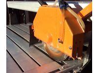 Vitrex tile saw
