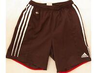 Adidas Boy's Climacool England Football Shorts, size 26