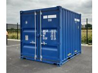 10FT X 8FT NEW SHIPPING CONTAINER