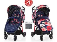 Cosatto Stroller Pushchair Travel system Pram