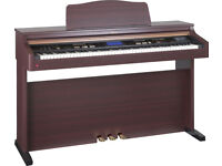 Roland KR103 Digital Intelligent Piano in rosewood