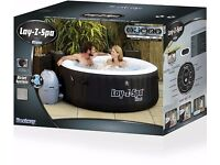 lay z spa miami hot tub ( brand new in box )
