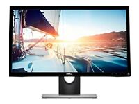 Dell SE2717H 27 Inch IPS LED-backlit LCD Monitor (Black) (6 ms, Full HD 1920 x 1080 at 75 Hz