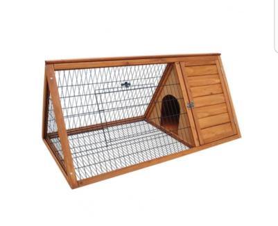 Cage Triangle Guinea Pig Rabbit Ferret