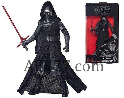 Hasbro Star Wars BLACK Series Wave 1 Force Awakens 6