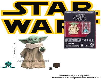 2020 Star Wars The BLACK Series Mandalorian THE CHILD Baby Yoda ----IN-STOCK----