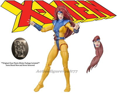 "Marvel Legends 80th Anniversary 80 Years 6"" X-Men Love Triangle JEAN GREY NO BOX"