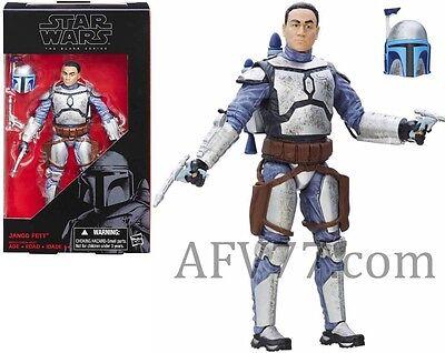 Hasbro Star Wars Black Series Wave 5 Force Awakens 6  Jango Fett