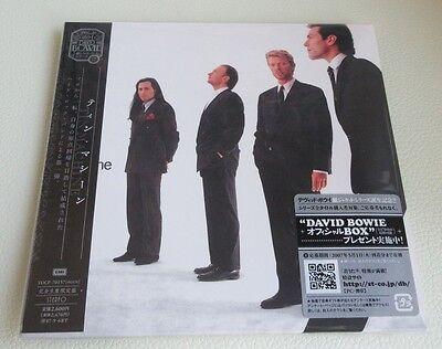 PROMO! NEW! David Bowie JAPAN card sleeve CD mini LP paper sleeve TIN MACHINE