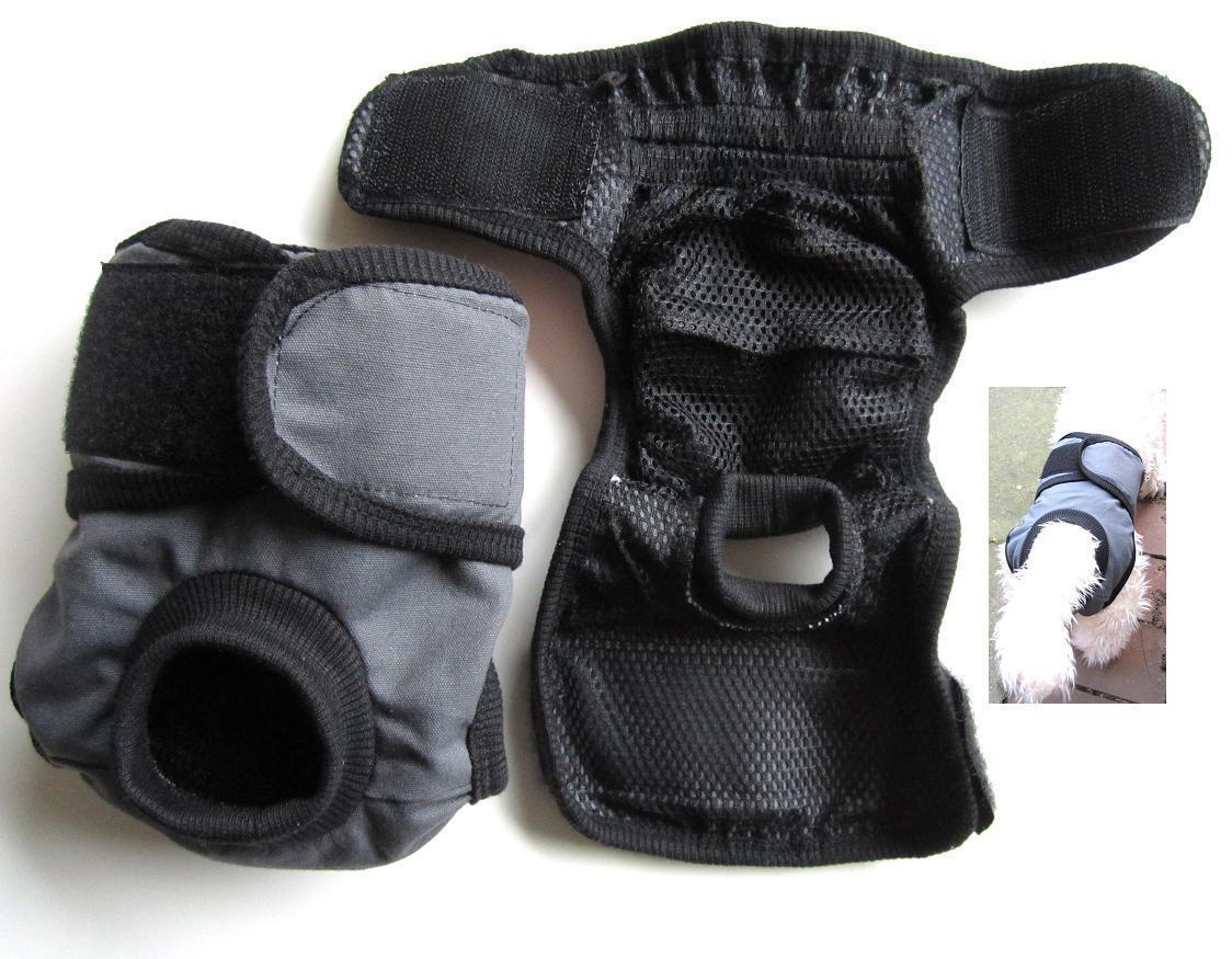 Hunde Schutzhöschen Läufigkeitswindel Schutzhose für Hunde Baumwolle wedel shop