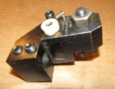 Hardinge Ahc-19 Micro Precision 58 Boring Tool Holder Manual Cnc Lathesnice