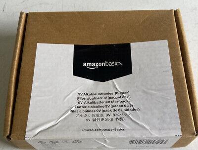 *Best Deal* Amazon Basics 9V 9 volt Everyday Alkaline Batteries (8-Pack) (Amazon Best Deals)