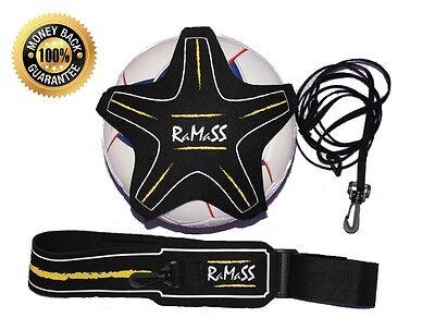 Football Practice - Football Training Aid - Football Kick Trainer - Solo Soccer