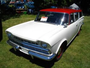 Rambler Cross Country 1960