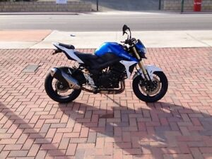 2013 Suzuki GSR750 - Finance available from $46 a week! Osborne Park Stirling Area Preview