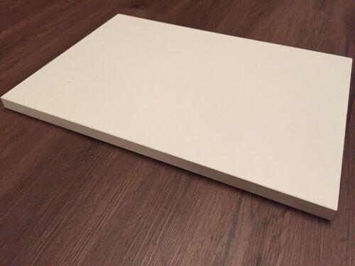"Custom, cut to size, Replacement Cabinet Shelf, 3/4"" white melamine shelf"