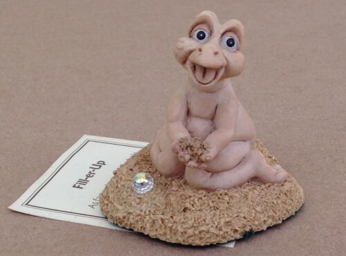 Krystonia Dragon figurine FILL-ER-UP Lonzo