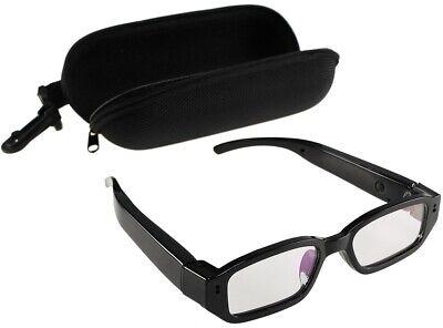 Brille mit Minikamera