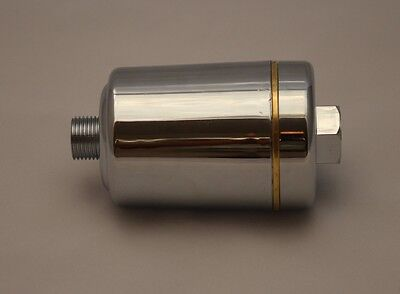 Pure Bath Shower Water Filter system - Chrome Finish