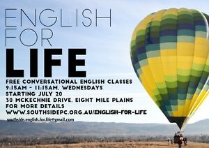 SOUTHSIDE ENGLISH FOR LIFE Eight Mile Plains Brisbane South West Preview