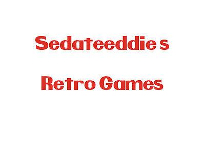 Sedateeddie's Retro Games