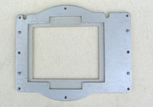 "Omega D Series  4x5 -   4.5"" x 3.50"" inside dimension. - Negative Carrier"