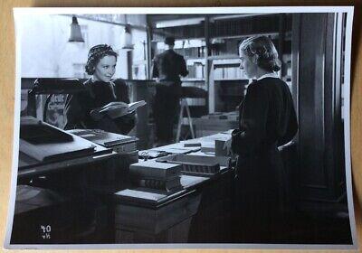 DREI UNTEROFFIZIERE Ruth Hellberg Cläre Winter Bücher UFA 1939 Pressefoto #40