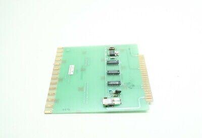 Measurex 05292900 Fsk Clock Generator Pcb Circuit Board