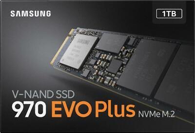 Samsung - 970 EVO Plus 1TB Internal PCI Express 3.0 x4 (NVMe) Solid State Drive