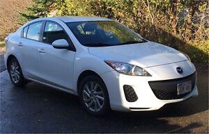 2012 Mazda3 GS Sedan