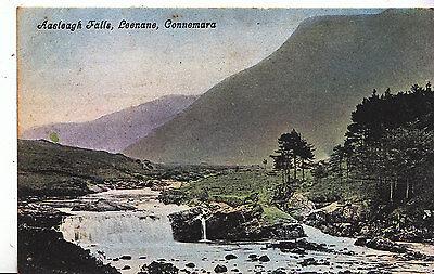 Ireland Postcard - Aasleagh Falls - Leenane - Connemara - Co Galway   M919