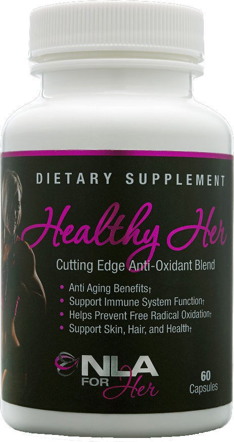 NLA for Her - Her CLA - 1200 mg CLA  - Promotes Fat Loss , S