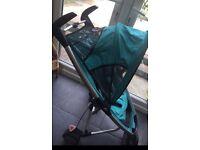 Quinny Zapp small fold stroller