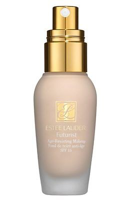 - Estee Lauder Futurist Age Resisting Makeup Foundation SPF 15 (All Shades) - NIB