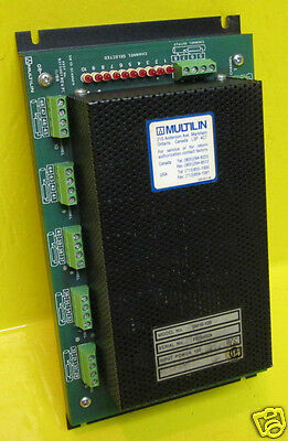 Ge Multilin Model Sm10-120 Serial F0750028 120v Motor Management Relay