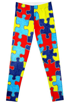 Skeleton Leggings Plus Size ( unicorn austism puzzle pieces leggings PLUS Size Skeleton)