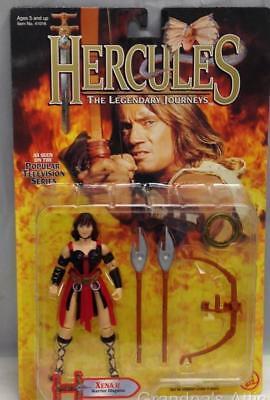 "Hercules Legendary Journeys - XENA II - 5"" Action Figure / Doll by Toy Biz 1996"