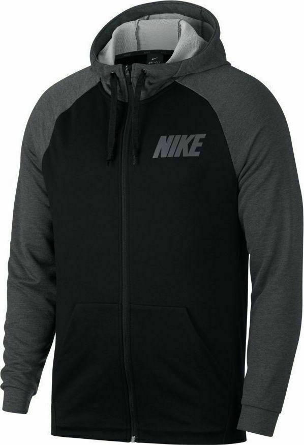 Large Style#535632 NIKE Men/'s Dri-Fit Training Jacket Full Zip
