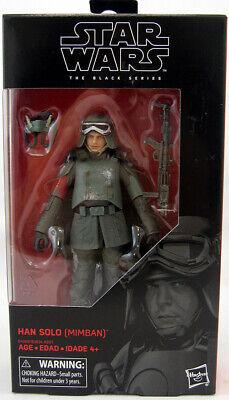 "Han Solo Mimban Mudtrooper 6/"" Action Figure The Black Series Star Wars"