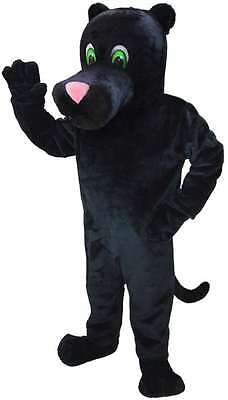 Cartoon Panther Professional Quality Lightweight Mascot Costume Adult Size (Panther Mascot)
