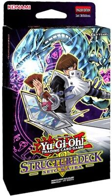 YuGiOh Seto Kaiba Structure Deck for sale  Suffern