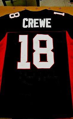 Paul Crewe #18 The Longest Yard Football Jersey Mean Machine Sandler All Sizes