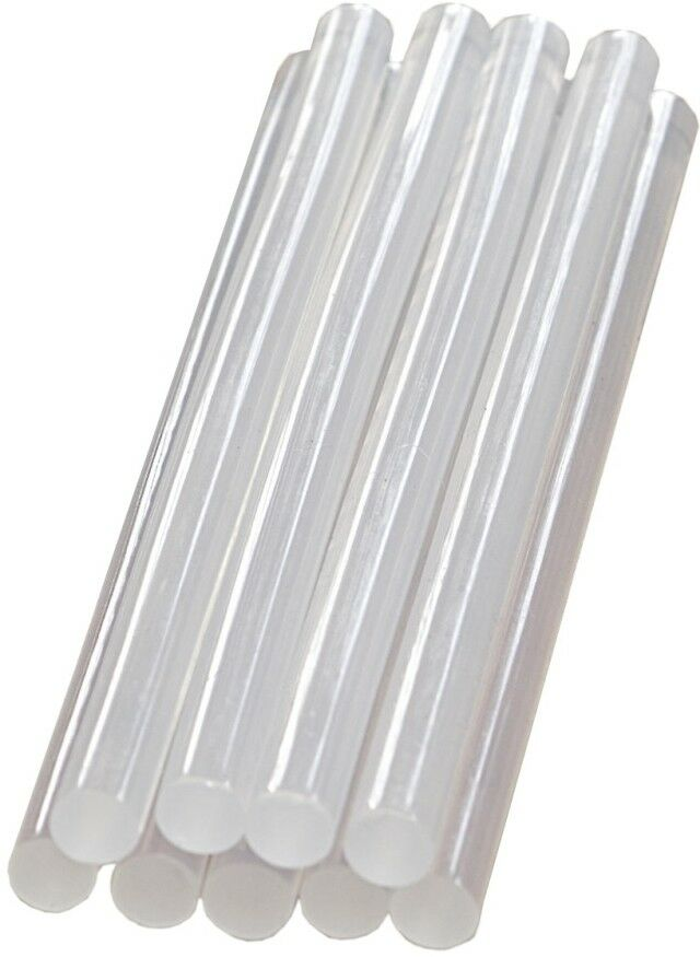 Klebesticks Heißkleber Klebepatronen 7,5 mm x 200 mm Heißklebestangen Sticks