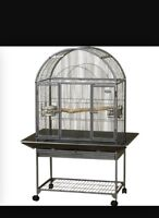 ez care dometop bird cage for small birds