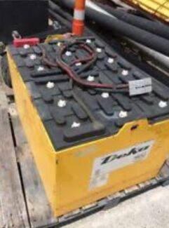 Wanted forklift battery free pick for any unwanted battery's