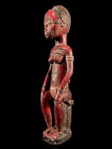 Statue-der-Baule-Elfenbeinkueste