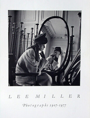 Lee Miller Photographs 1907-1977•Woman in Fashionable Hat•16x24 Print POSTER